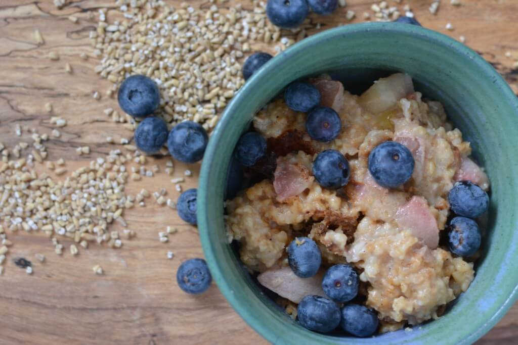 crock pot oatmeal feature