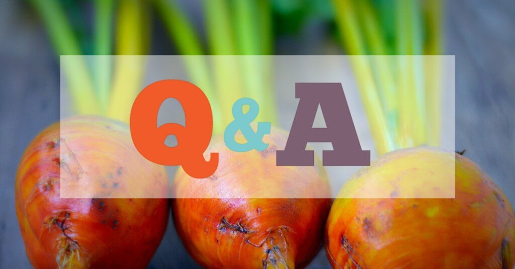 Nutrition Q&A