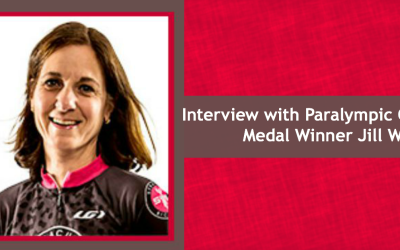 Interview with Paralympic Gold Medal Winner Jill Walsh