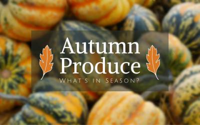 Autumn Produce What's In Season?