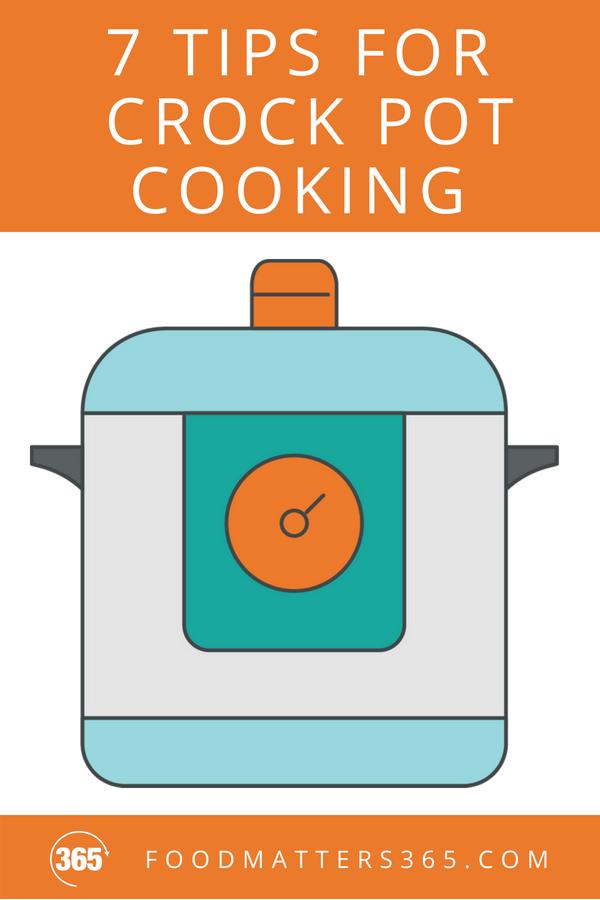 crock pot cooking tips